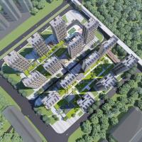 中标喜讯-安居鸣鹿苑设计采购施工总承包工程