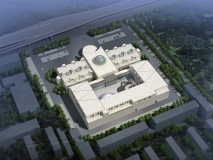 新疆维吾尔自治区博物馆二期