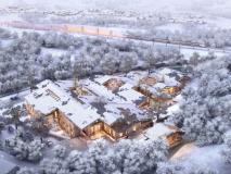 张家口市崇礼区太子城冰雪小镇国宾山庄项目