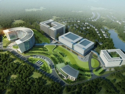 广州南航综合培训中心项目