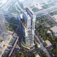 中标喜讯-卫星通信运营大厦项目消防工程